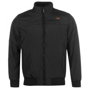 Lee Cooper Men's Padded Bomber Jacket