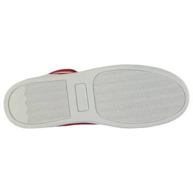 Police Men's Deck Hi Top Trainers Shoes