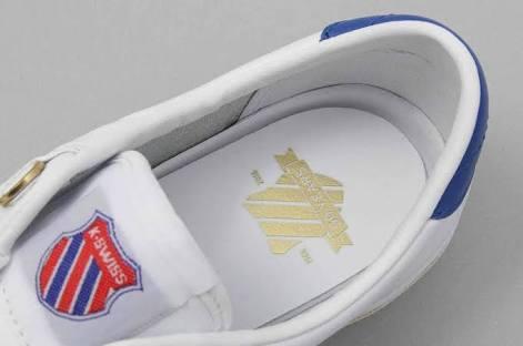 K-Swiss Men's Irvine Trainers Shoes