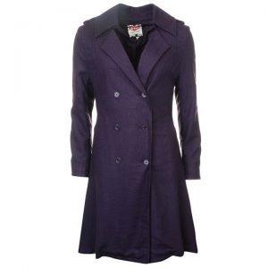 Lee Cooper Women's Trench Coat