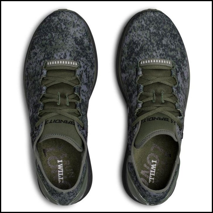 detailed look e67cd 3aa1e UNDER ARMOUR CHARGED BANDIT 3 DIGI MEN'S RUNNING SHOES