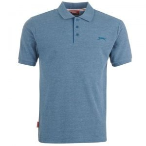 SLAZENGER PLAIN POLO SHIRT
