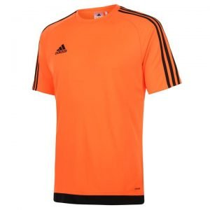 ADIDAS 3 STRIPE SERENO BREATHABLE T-SHIRT