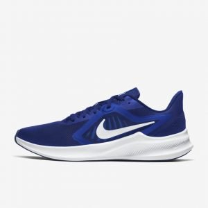 NIKE DOWNSHIFTER VERSION 10 RUNNING SHOE ROYAL BLUE